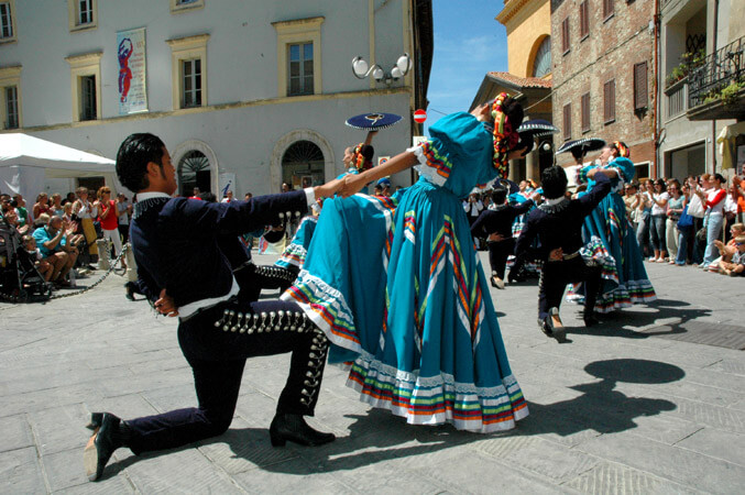 Folklore festivals in Madrid