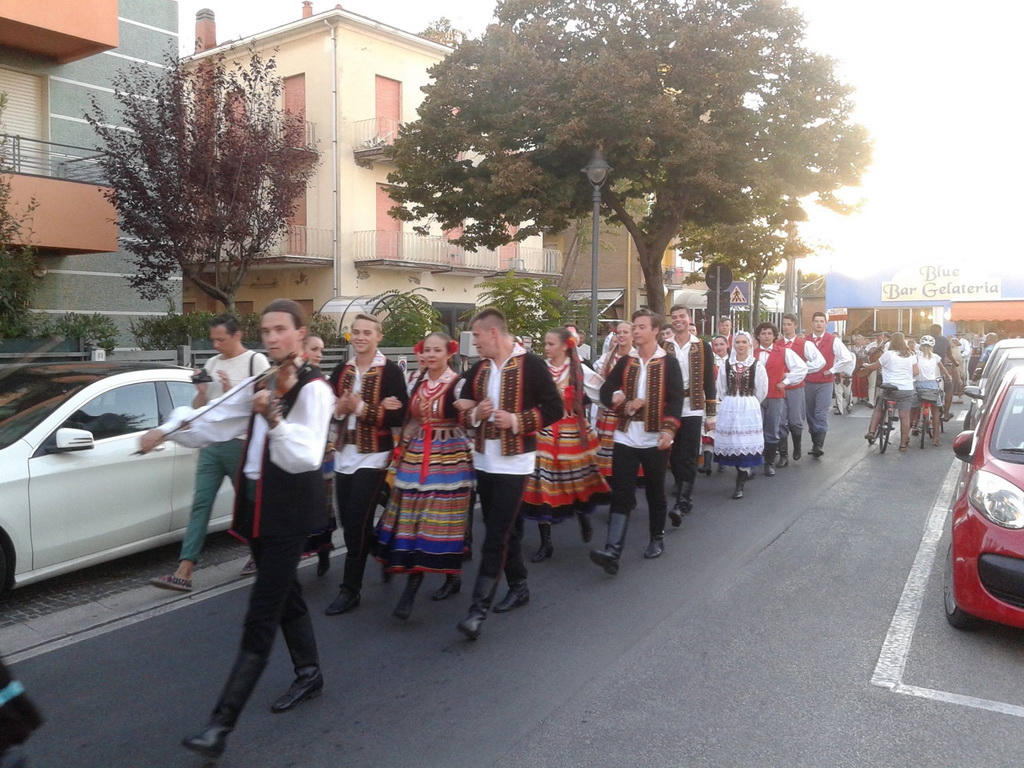 most visited folklore festivals