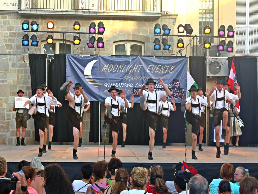 austrian folklore ensemble