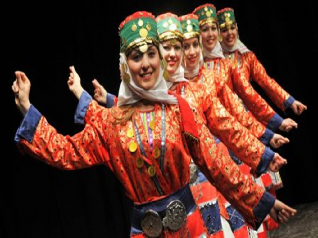Turkish folk dance 4