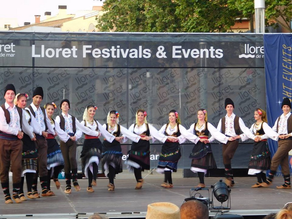 Barcelona International Folklore festival 2