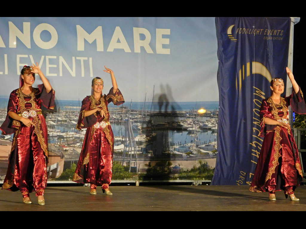 Turkish ensemble in Rimini