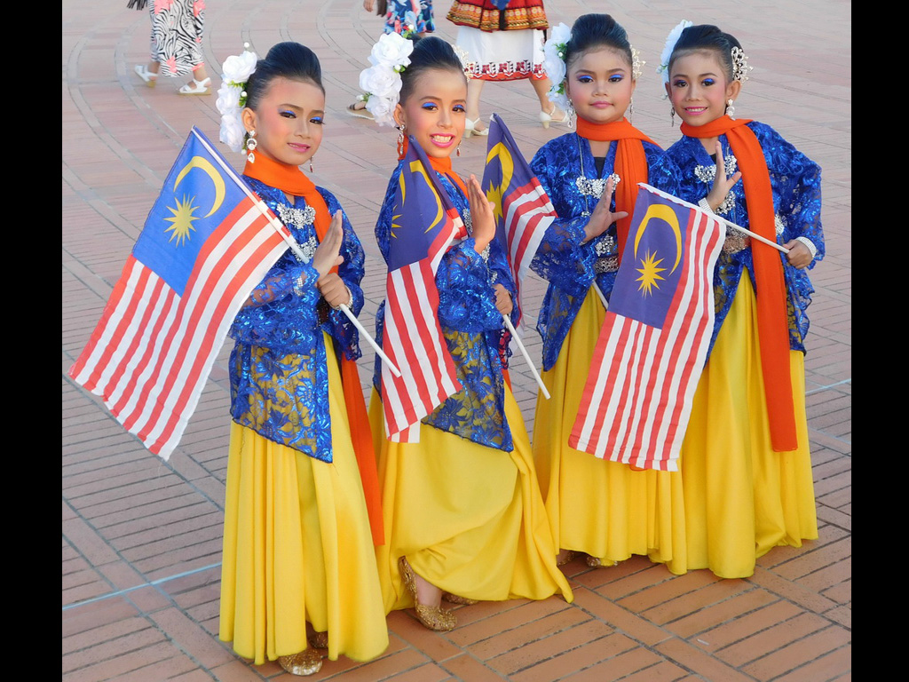 Malesia folk group