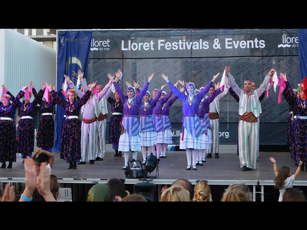 Barcelona International Folklore festival