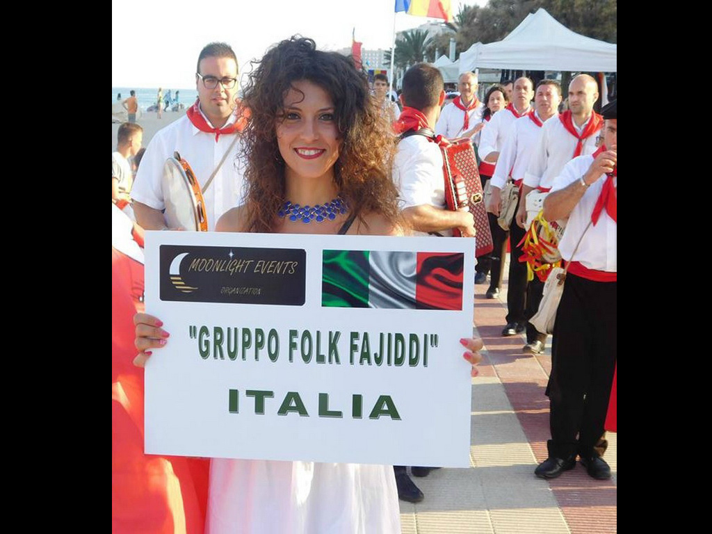 italian folklore group